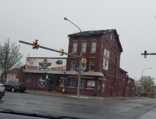 Anchor Bar, Buffalo, NY